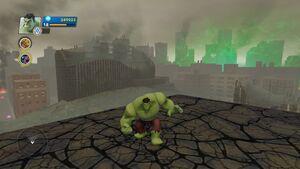 World War Hulk Sky