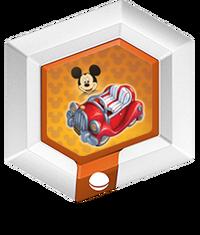 Mickey's Car