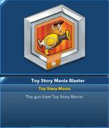 Toy Story Mania Blaster 3.0