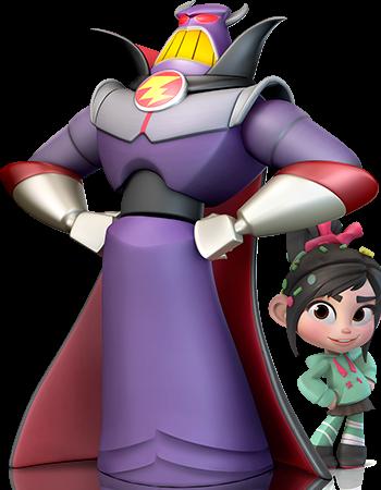 Emperor Zurg Disney Infinity Wiki Fandom Powered By Wikia