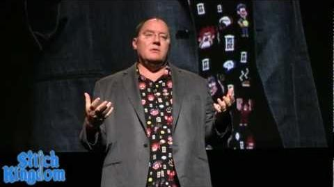 Disney Infinity Official Announcement with John Lasseter 2 4