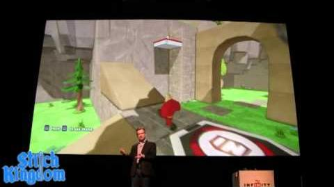 Disney Infinity Official Announcement with John Lasseter 4 4