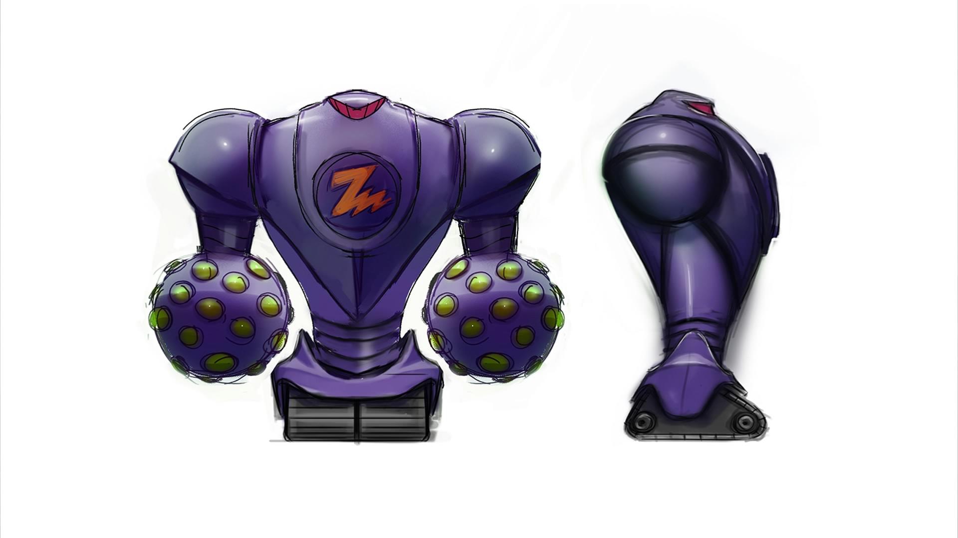 Zurgbots Gallery Disney Infinity Wiki Fandom Powered