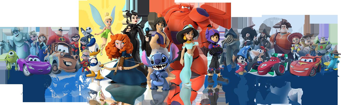 Characters Disney Originals Lineup