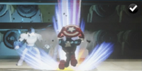 Captain America - Super-Soldier Strike Upgrade