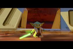 Yoda Gunship