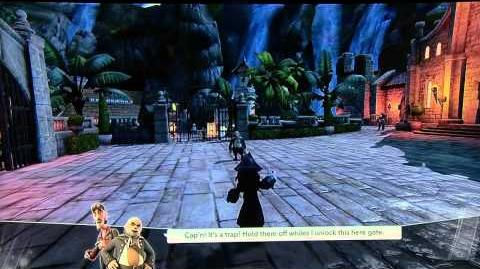Vla Plays Disney Infinity - Pirates of the Caribbean Gameplay HD
