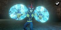 Nova - Charged Energy Blasts