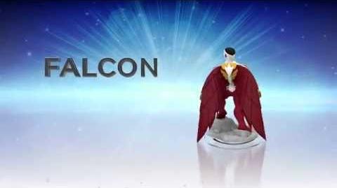 Falcon – Disney Infinity Marvel Super Heroes (2