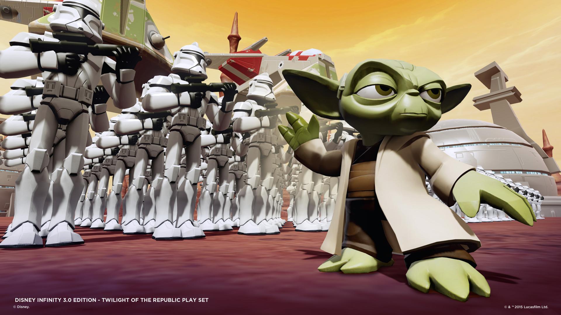 Clone Troopers Disney Infinity Wiki Fandom Powered By
