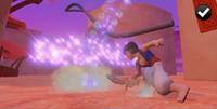 Aladdin - Scimitar Block Breaker