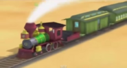 Sheriff Callie's Wild West Train Bandits Sheriff Callie's Wild West Train Bandits