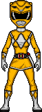 PowerRangers-YELLOW MicromanEd