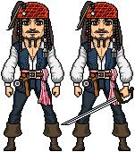 Jack Sparrow GhostSpider
