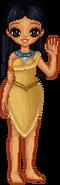 Pocahontas Shixam
