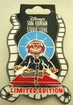 Disney pin animal yoga dec 2011