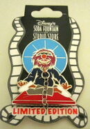 Disney pin animal yoga dec 2011