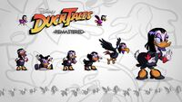 DuckTales Remastered -Magica