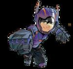 Hiro Maximum Power Render