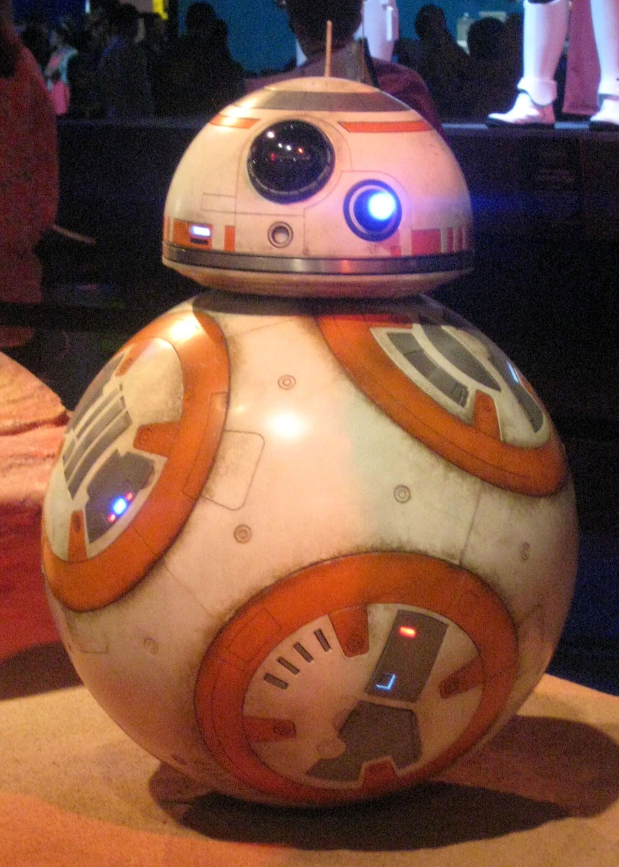 Image - BB-8-D23-Expo-2015.jpg | Disney Wiki | Fandom powered by Wikia