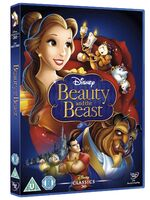 Beauty and the Beast UK DVD 2014