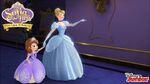 Cinderella and Sofia