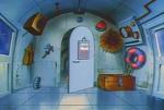 Sea Duck Cockpitr Door