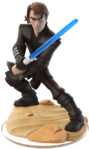 Anakin Skywalker DI Figurine