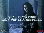 OUAT - Snow White murder