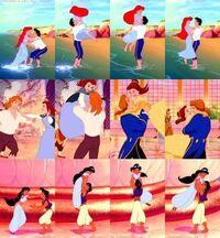 Disneyprincesprincesseshappilyeverafter
