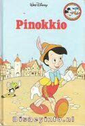 Pinocchio book dutch