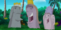 The Singing Stones (character)