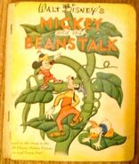 1947-Walt-Disney-Mickey-and-the-Beanstalk-Book