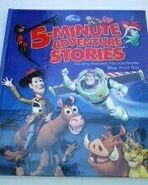 5-minute adventure stories reprint
