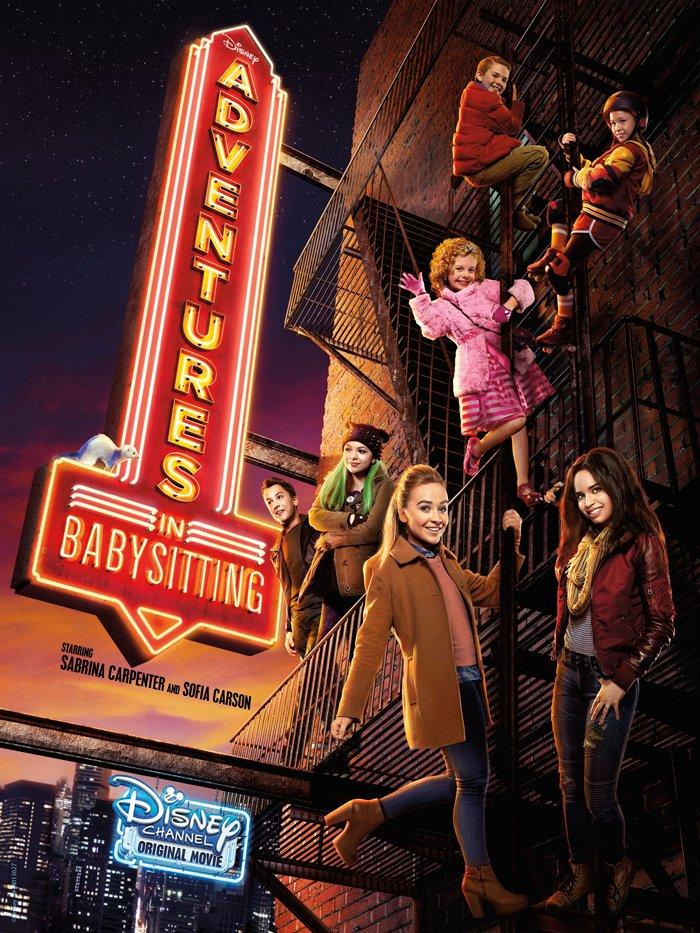 Adventures in Babysitting (2016 film) | Disney Wiki ...