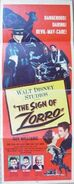 Williams Zorro insert-movie-poster