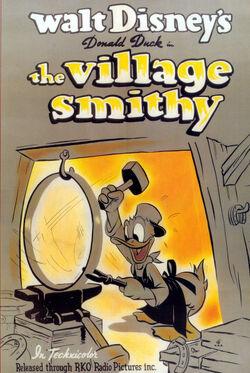 Donald-village-smithy