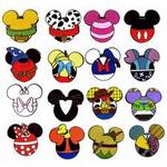 Disneycharacterpins