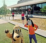 Goofy pluto wdw preview center