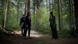 Once Upon a Time - 6x02 - A Bitter Draught - Regina and the Evil Queen