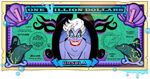 Ursula's One Villain dollar bill