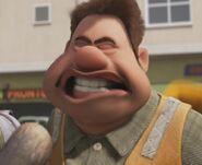 Foreman Tom Face