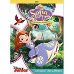 Sofia the First Ready to be a Princess DVD