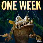 Strange Magic One Week