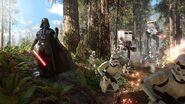 Vader Endor Battlefront