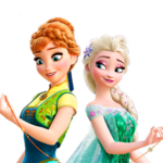 Frozen Fever Transparent