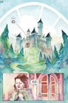 Once Upon a Time - Belle - Comic