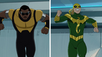 Power Man & Ultimate Iron Fist