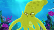 Squid clap