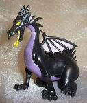 Maleficent Dragon toy